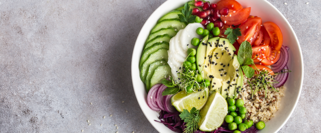 nutrients you need as a vegetarian